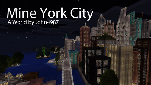 Скачать карту большой город для майнкрафт 1. 13 карты.