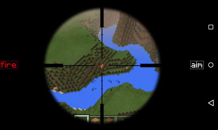 Как скачать мод на оружие на minecraft 0.13.1 - YouTube