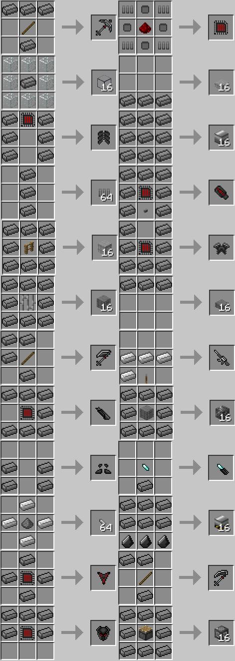 Скачать мод на оружие в майнкрафт 1.7.2 рутор