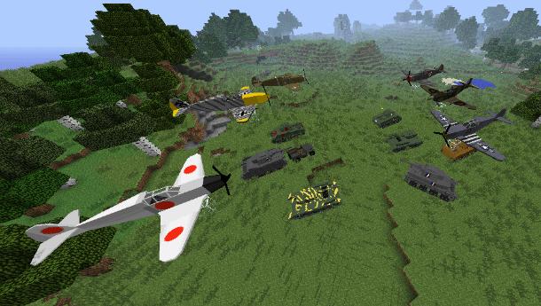 скачать аддоны для flans-mod для minecraft 1.6.4 #4