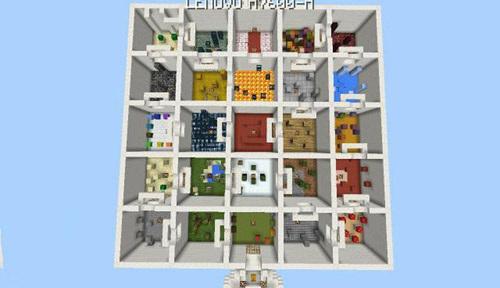Карта flash parkour для minecraft 1. 12. 2, 1. 11. 2, 1. 8. 9, 1. 7. 10.