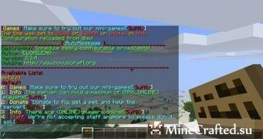 Скачать готовые сервера Майнкрафт - Готовые сборки ...